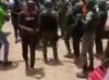 Arrêt sur image- Boy Djiné au moment de son arrestation à Missirah