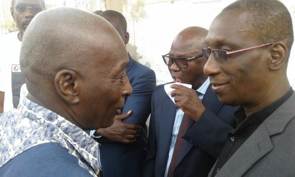 Les images des opposants qui se sont déplacés pour soutenir Ousmane Sonko