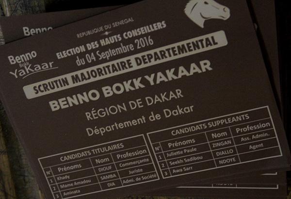 KAOLACK:BBY REMPORTE LES DEUX SIÈGES AU HCCT DANS LE DÉPARTEMENT DE KAOLACK