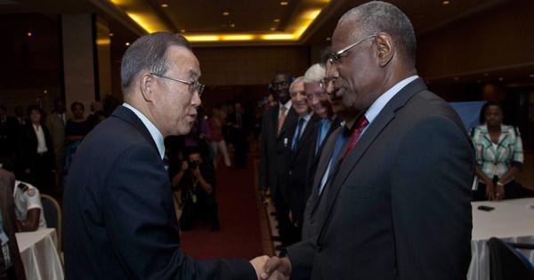 Gabon : Ban Ki Moon appelle Bathily pour désamorcer la crise
