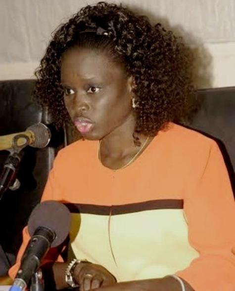 Thérèse Faye Diouf: « le parti Rewmi n'a pas de leader… »
