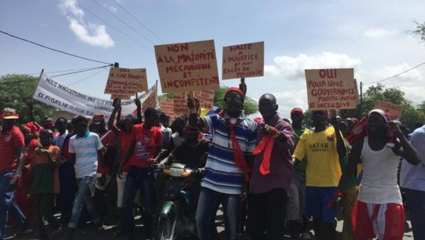 Révélations sur la colère des agriculteurs de Diokoul qui s'estiment spoliés de leur terre