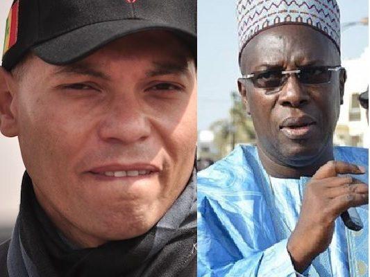 Souleymane Ndéné Ndiaye: « Karim m'avait demandé de sortir de la salle, parce que… »