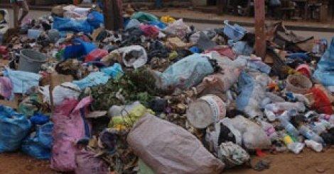 DAKAR - Plus de 2000 tonnes d'ordures enlevées par l'Ucg