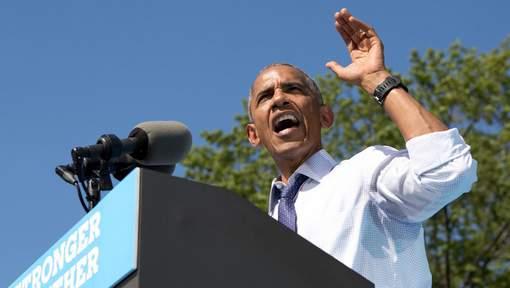 "Obama défend Hillary Clinton contre les critiques ""injustes"""