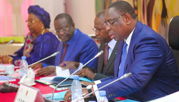 Les nominations en Conseil des ministres du mercredi 14 Septembre 2016