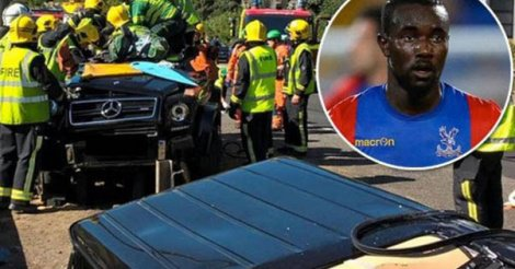Angleterre: Pape Ndiaye Souaré n'est pas à l'origine de l'accident qui a failli lui coûter la vie