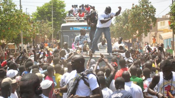 Yekini: «Devenir un champion demande de l'abnégation et beaucoup de sacrifices»