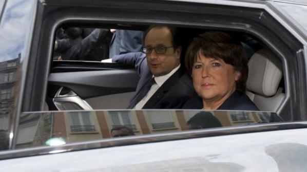 François Hollande et Martine Aubry sur la voie de la réconciliation ?