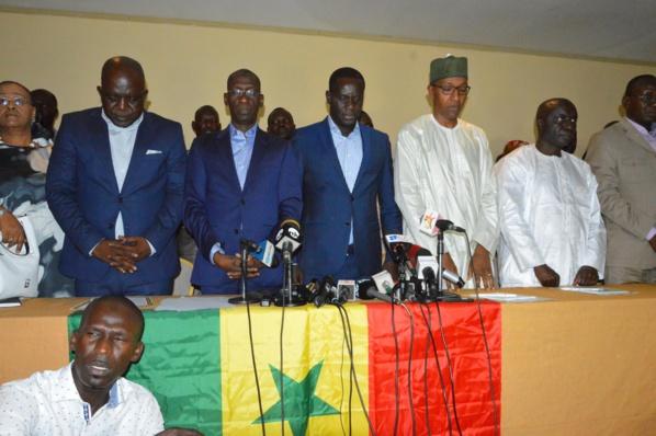 Ce que l'on sait du fameux code de conduite de l'opposition Sénégalaise