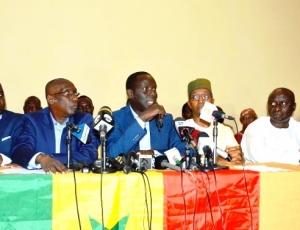 Malick Gackou, coordonnateur de Wattu Senegaal: « Nous avons un gouvernement très bavard »