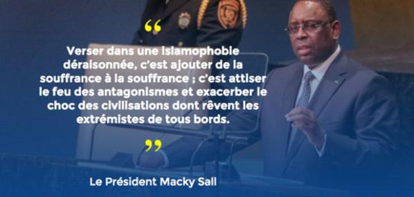 Le mot de trop du président Macky SALL