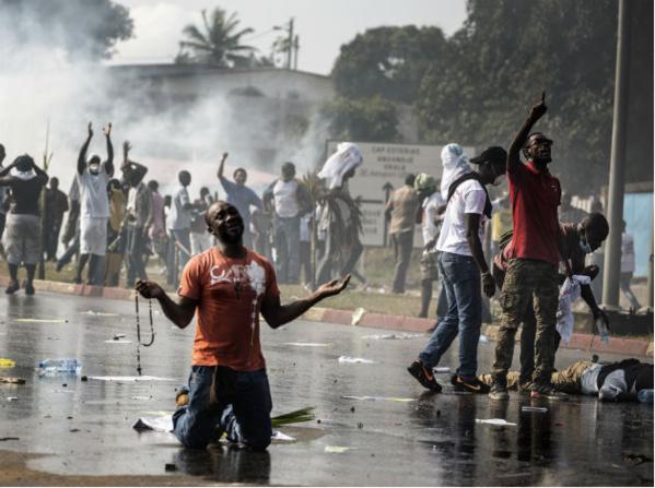 La Cour constitutionnelle Gabonaise valide la réélection du président Ali Bongo...Craintes de violences au Gabon