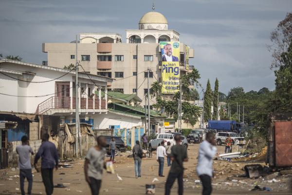 """L'OIF appelle la population Gabonaise à """"garder son calme"""""""