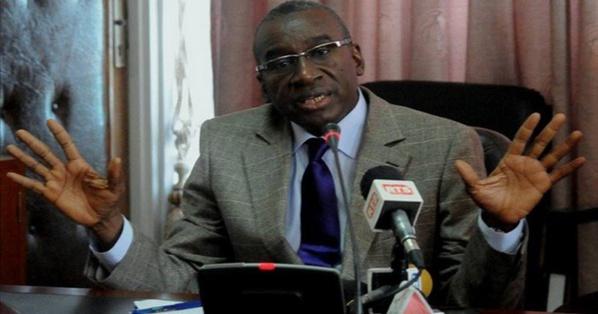 Sidiki Kaba : « C'est la criminalisation de la drogue qui a rempli nos prisons »