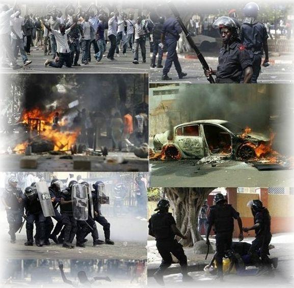 """Bamba Fall tance le Pm: """"sous les gaz lacrymogènes du 23 juin, tu étais ou?"""""""