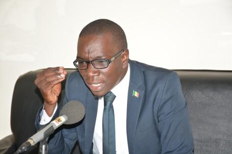 """Moussa Bocar Thiam à Bara Gaye : """"Même un maire qui divorce doit avoir le soutien de l'Ams..."""""""