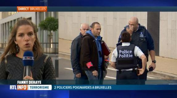 Hicham Diop, kick-boxeur et ex-militaire, attaque des policiers en rue à Schaerbeek (Belgique) et tente de s'emparer de l'arme de l'un des agents