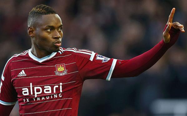 West Ham: l'attaquant sénégalais, Daifra Sakho'is come back'