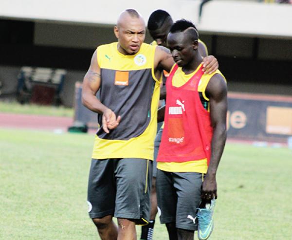 El Hadji Diouf:« J'espère que Sadio Mané va gagner le ballon d'or...»