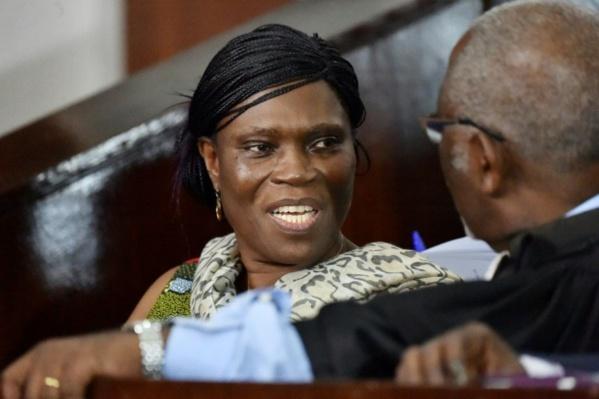 Côte d'Ivoire: Simone Gbagbo refuse de comparaître à son procès