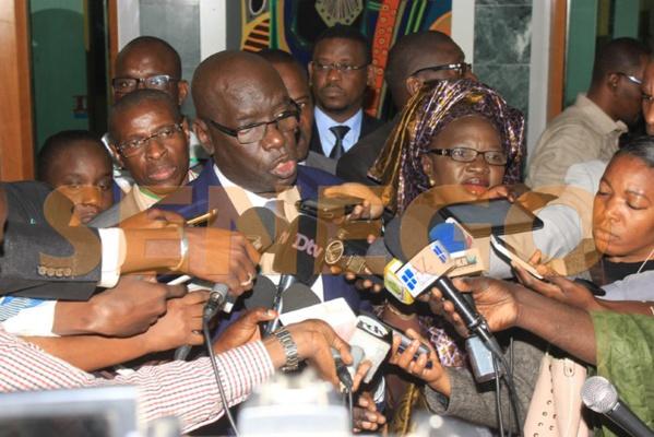 Dakar : la place de l'Obélisque, en cours d'aménagement, sera ouverte au mois de décembre prochain