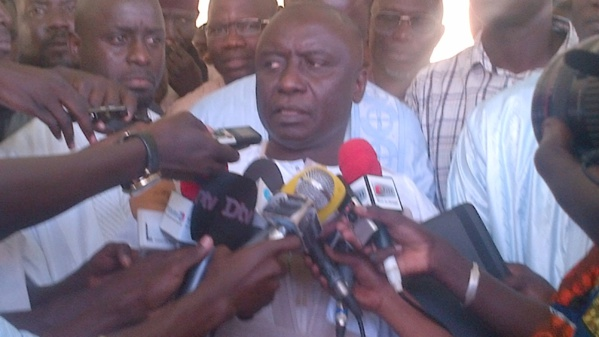 Attendu aujourd'hui à Touba, Idrissa Seck va encore se défausser sur le Macky (EXCLUSIVITÉ DAKARPOSTE)