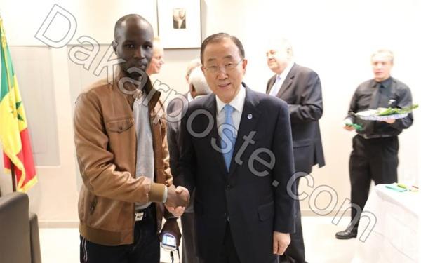 Dame Dieng, le patron de Leral.net, sollicité par le Sg de... l'Onu, Ban Ki-Moon
