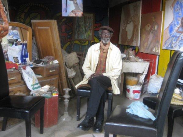 Joe Ouakam sauvé par des artistes et la Présidence