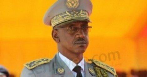 Le général Sow fait ses adieux aux armées