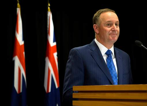 Démission surprise du Premier ministre néo-zélandais
