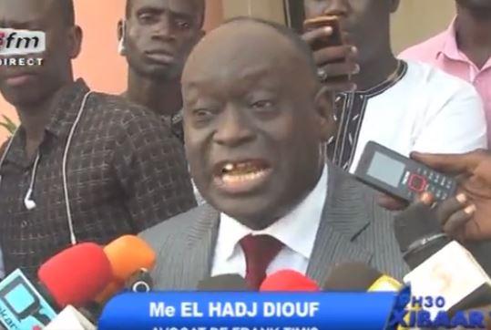 Assemblée nationale : Me El Hadji Diouf et Moustapha Niasse se crêpent le chignon