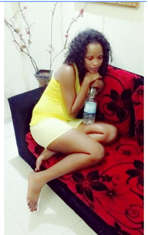 Voici Les photos qui prouvent l'authenticité des images chocs de Mbathio Ndiaye qu'elle aurait elle-même commandité