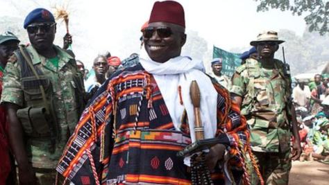 La Cedeao n'écarte pas une solution militaire — Gambie
