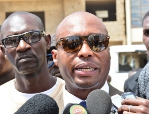 Barthelémy Dias sur l'arrestation du maire de la Médina et Cie : « Bamba Fall n'est ni un criminel ni un bandit »