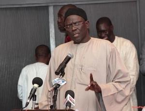 """La réplique salée de Moustapha Diakhaté à Me El H. Diouf: """"Nous allons régler leurs comptes à ces bouffons..."""""""