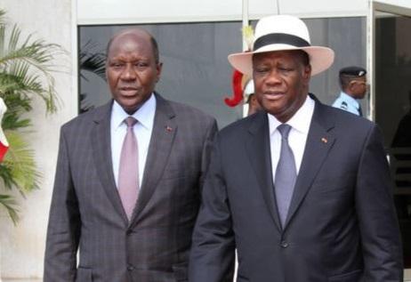 URGENT ! Le Premier ministre Ivoirien Daniel Kablan Duncan