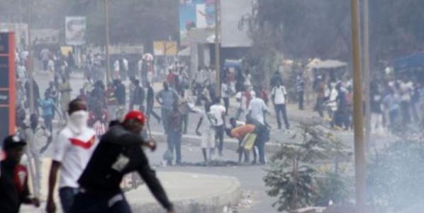 Arrestation de Bamba Fall et de ses camarades – Risques d'Intifada à la Médina et à Grand-Yoff