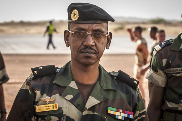 Le Général Mamadou Sow nommé ambassadeur en Espagne