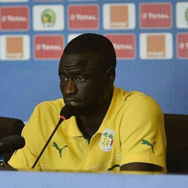 """Déclaration du capitaine Cheikhou Kouyaté: """"Nous avons l'obligation de nous faire pardonner. On est là pour faire mieux qu'en 2015"""""""
