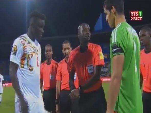 Vivez l'intégralité du match Sénégal VS Algérie