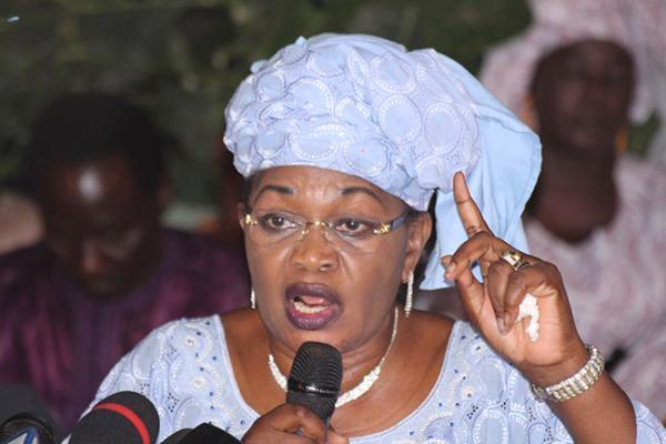 Tête de liste aux législatives et candidature à la présidentielle, Aïda Mbodj pose ses conditions