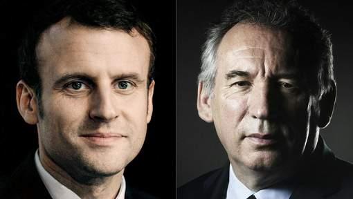 Emmanuel Macron accepte l'offre de François Bayrou