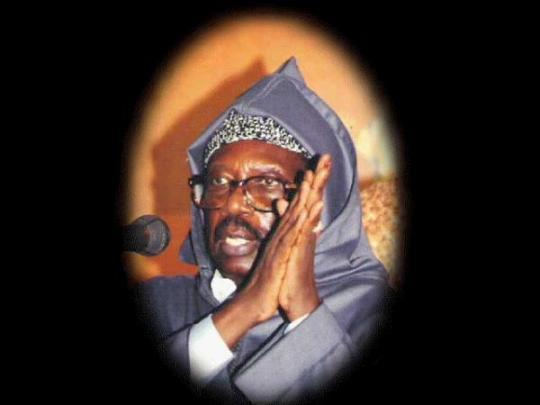 Serigne Cheikh Tidiane Sy porté en terre dans sa propre résidence à Tivaouane