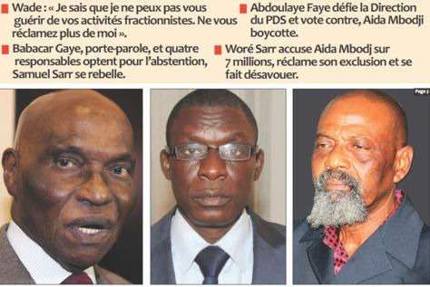 Coulisses de l'exclusion de Pape Samba Mboup et de Farba Senghor: Comment le Pds a volé en éclats
