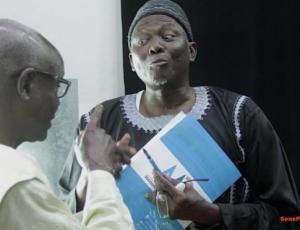 Panel du Gradec: Mody Niang et Moustapha Diakhaté «se cognent»