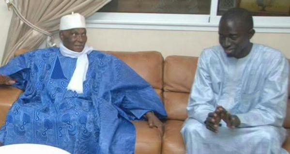Législatives : Wade désigne le fils du Khalife des mourides tête de liste à Mbacké