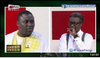 Faram Facce - Invité : CHEIKH AHMADOU BAMBA FALL - 03 Mai 2017
