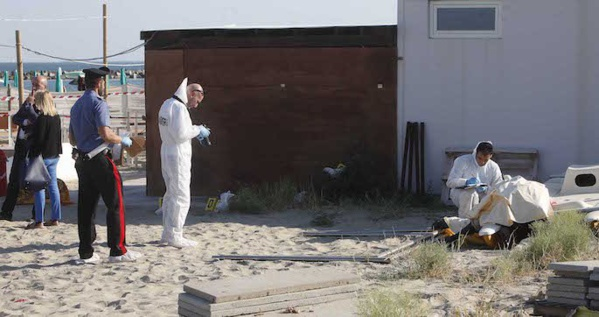 Rome: un sénégalais de 53 ans tué par la police italienne ce mercredi