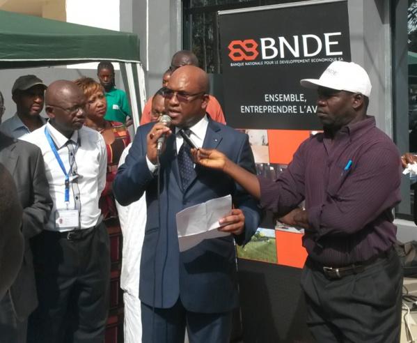 Banque : La BNDE ouvre son agence de Ourossogui.